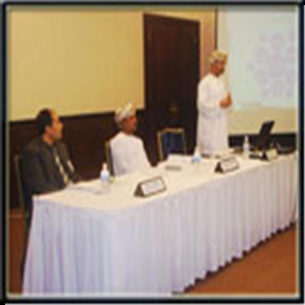 Addressing A SMEs Conference In Oman