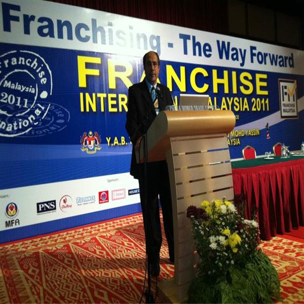 Addressing Franchise Conference- Malaysia