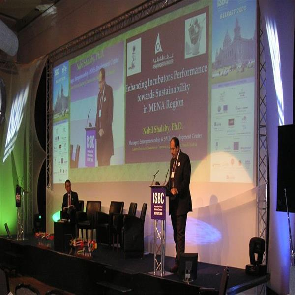 Addressing SMEs Conf., Belfast, N. Ireland