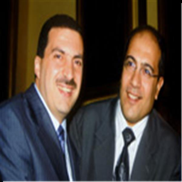 With Dr Amr Khaled