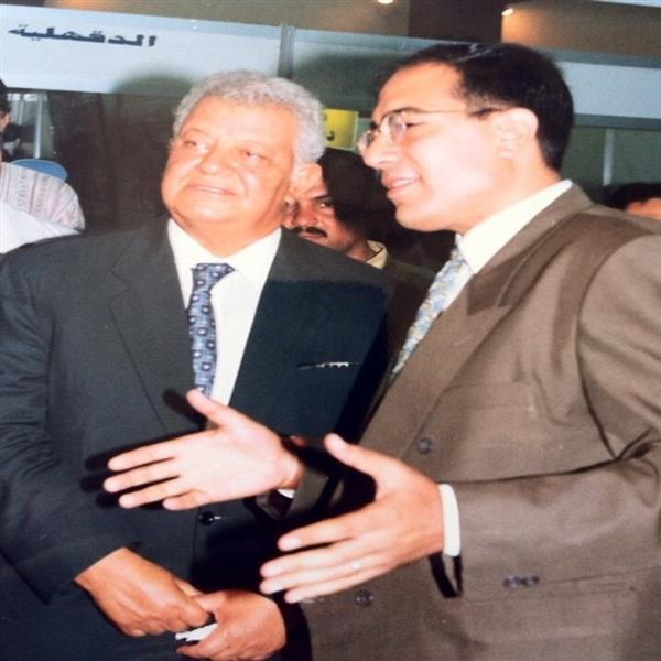 Mr. Fakhruldin Khaled, Governor of Dakahlia 1998